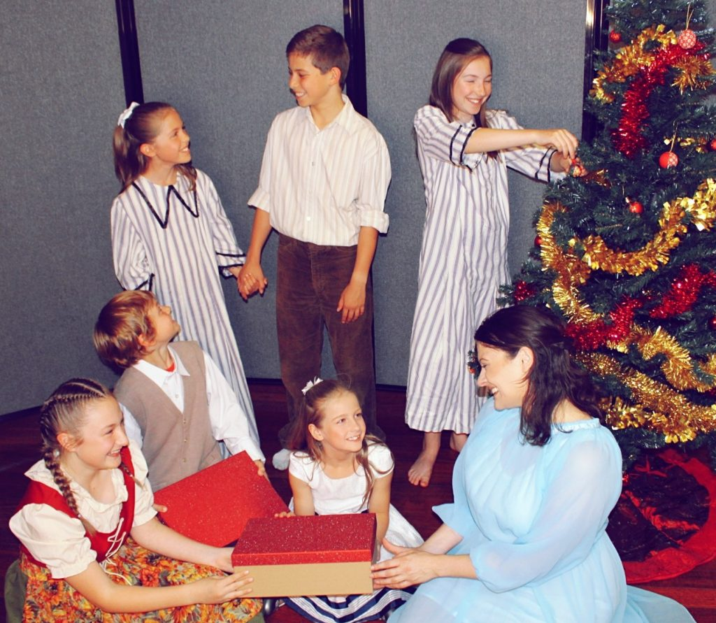 Sound Of Christmas.The Sounds Of Christmas The Sound Of Music Immersive